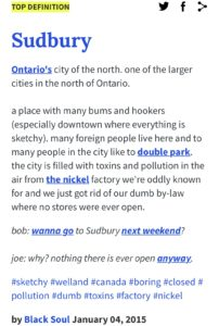 What Urban Dictionary Has To Say About These Eight Northern