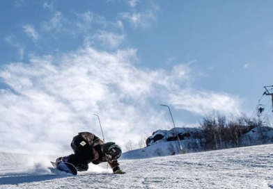 Adanac Ski Hill New Sudbury