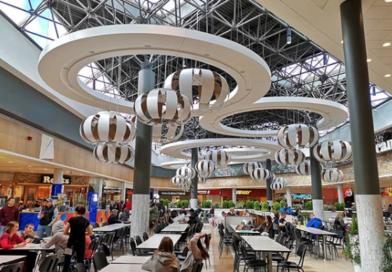 New Sudbury Shopping Centre